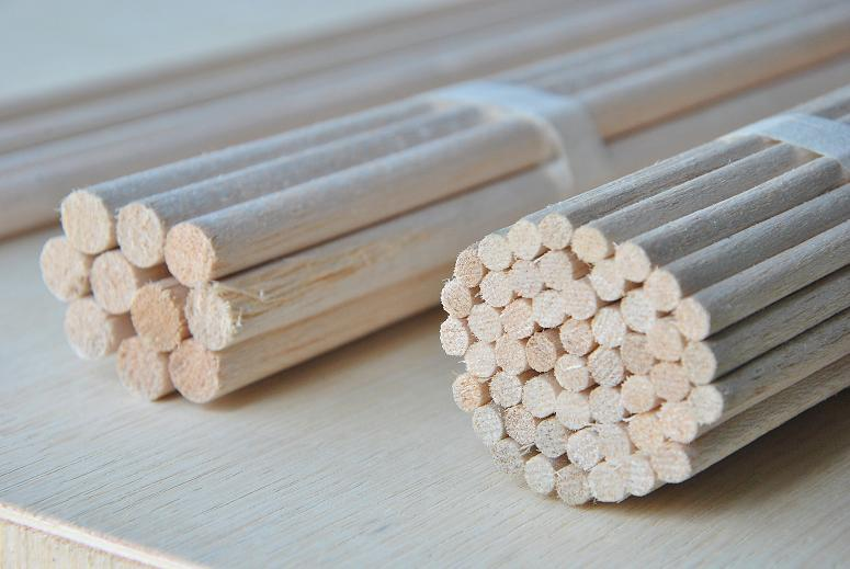 Balsa Sticks (Round)